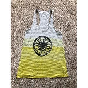 Soulcycle women's wheel tank size small